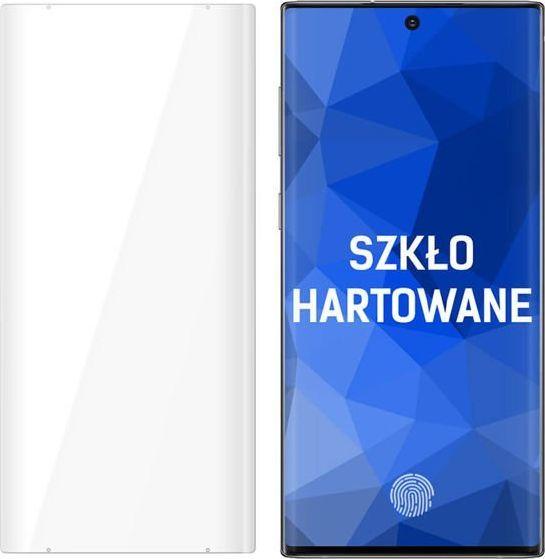 3MK Szkło na telefon 3mk Flexible Glass 7H do Huawei P40 Lite uniwersalny 1