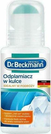 Dr. Beckmann Odplamiacz W Kulce Roll-On 75ml 1