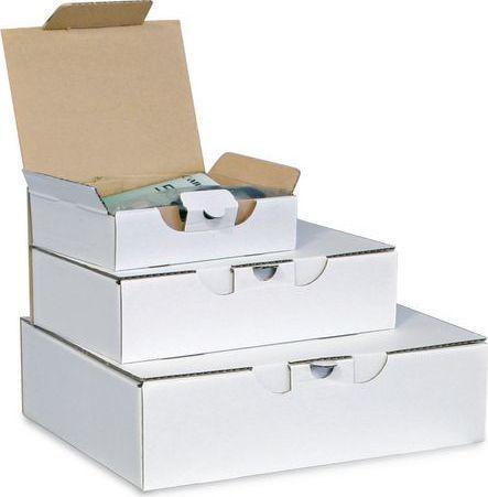 Pressel PRESSEL Karton pocztowy 150x100x70mm, biały, opakowanie 25 sztuk 1