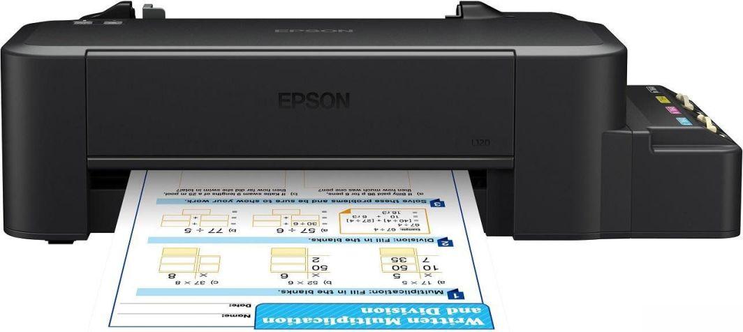 Drukarka atramentowa Epson L120 (C11CD76301) 1