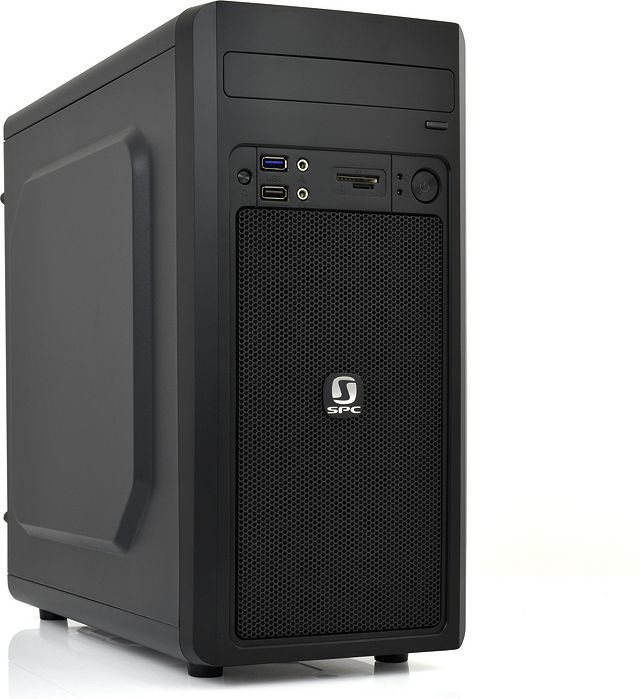 Obudowa SilentiumPC Brutus S30 Pure Black (BT-S30) 1
