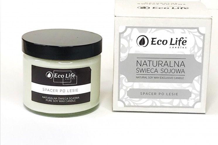 Eco Life Świeca sojowa Spacer po Lesie (ECL00108) 1