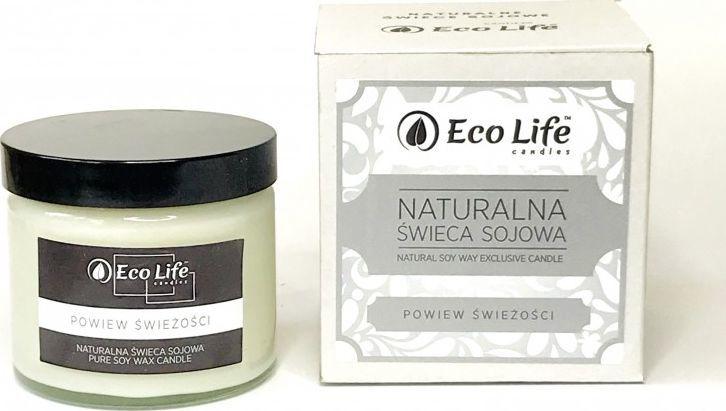Eco Life Świeca sojowa Powiew Świeżości (ECL00153) 1