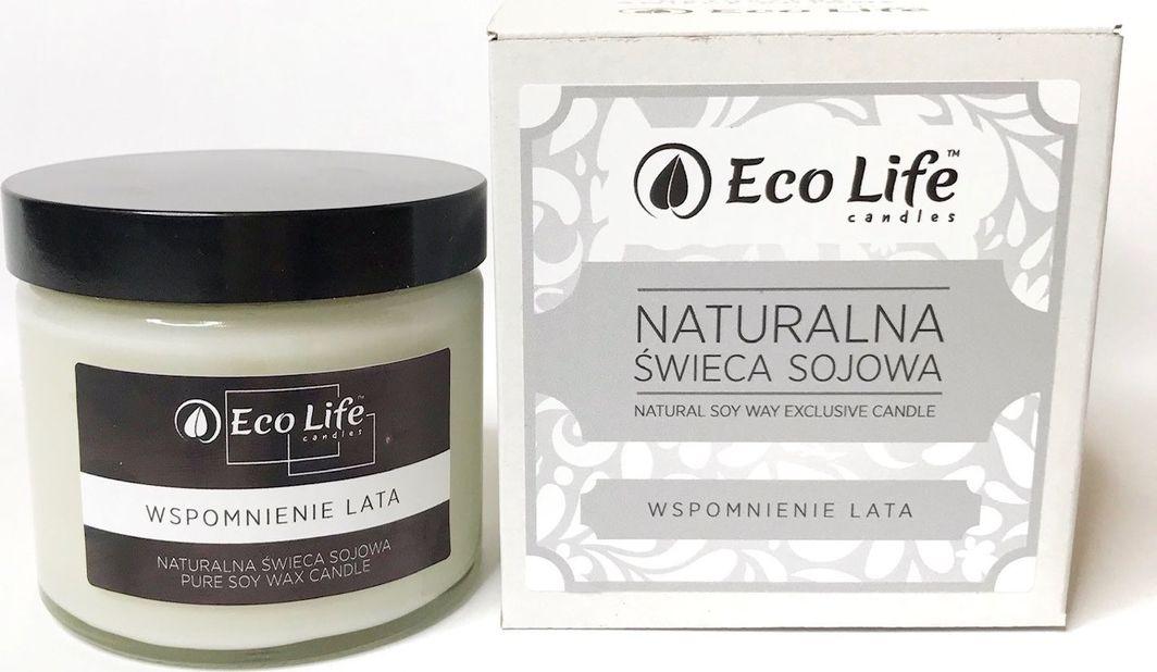 Eco Life Świeca sojowa Wspomnienie Lata (ECL00160) 1