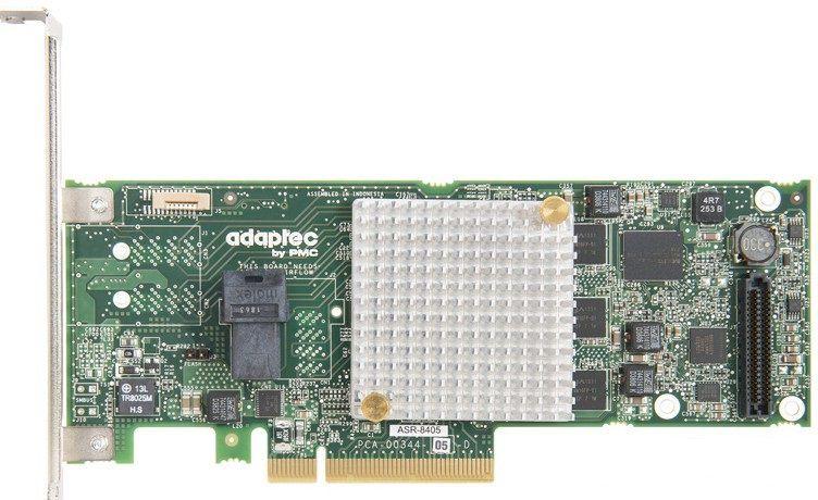 Kontroler Adaptec 8405 4P WEW SGL (2277600-R) 1