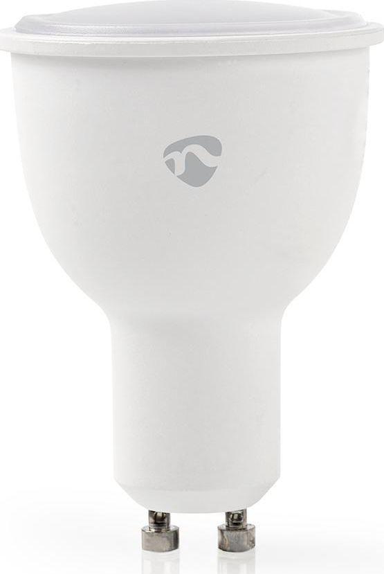 Nedis Nedis WiFi Smart LED Bulb | Full Colour and Warm White | GU10 1
