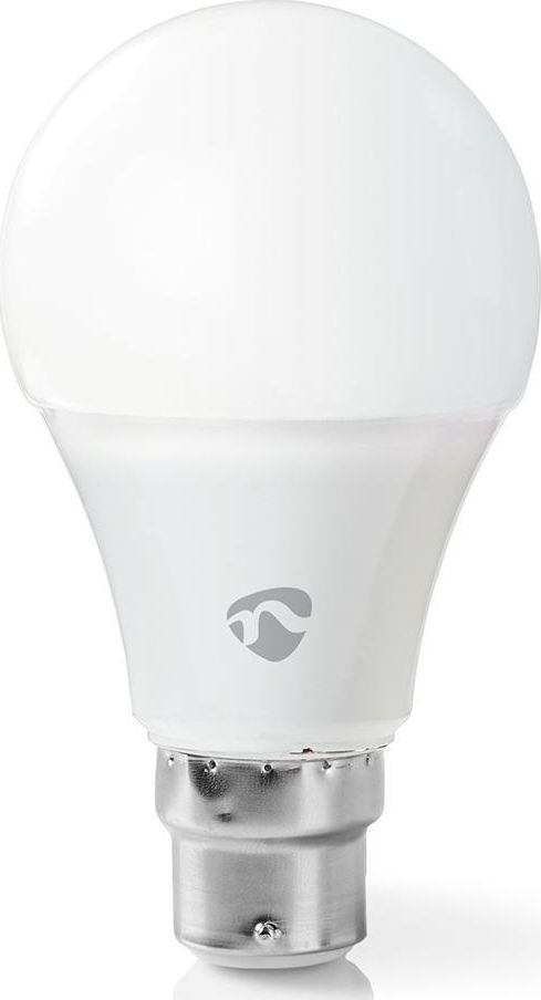 Nedis Nedis WiFi Smart LED Bulb | Warm to Cool White | B22 1
