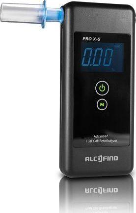 Alkomat Datech AlcoFind PRO X-5 (darmowa kalibracja przez 12 miesięcy) 1