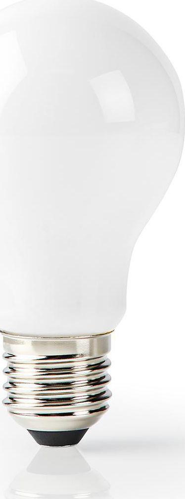 Nedis Nedis Wi-Fi Smart LED Bulb   E27   A60   5 W   500 lm   White 1