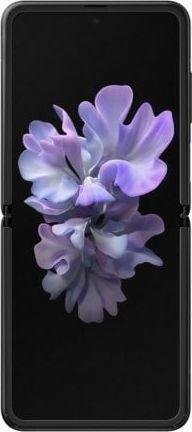 Smartfon Samsung Galaxy Z Flip 256 GB Dual SIM Czarny  (SM-F700FZKDPHN) 1