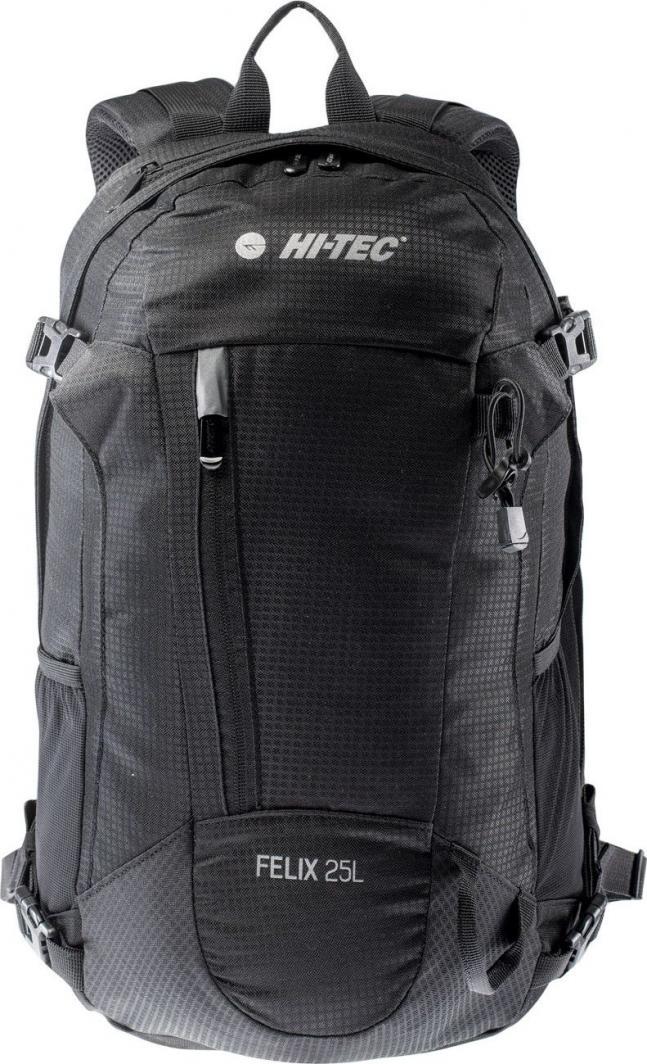 HI-TEC Plecak turystyczny Felix II czarny 25L (92800333354) 1