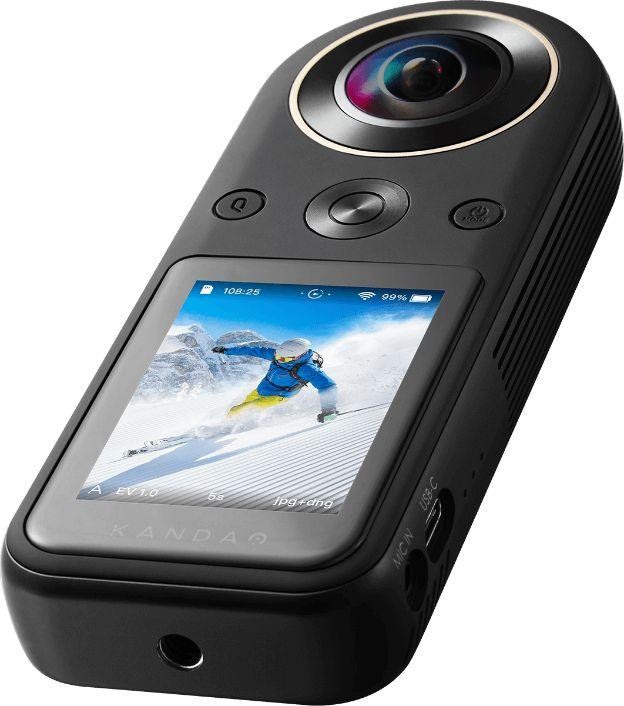 Kamera kandao QooCam 8K 1