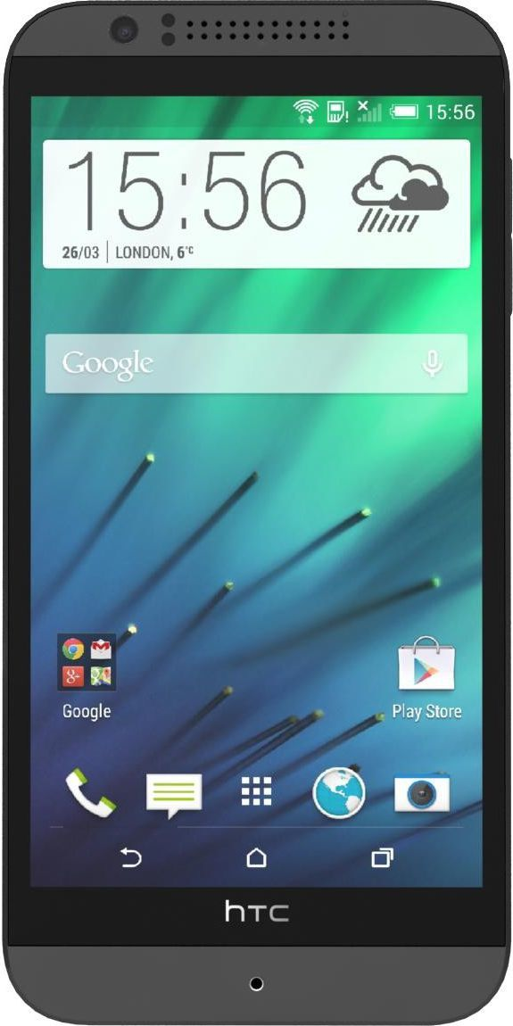 Smartfon HTC 8 GB Szary  (DESIRE 510 LTE GREY) 1