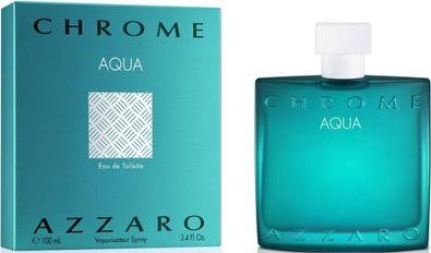 azzaro chrome aqua woda toaletowa dla mężczyzn 50 ml