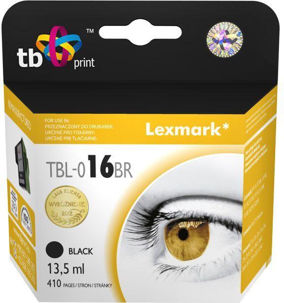 TB TBL-016BR (Lexmark Z33) czarny 1