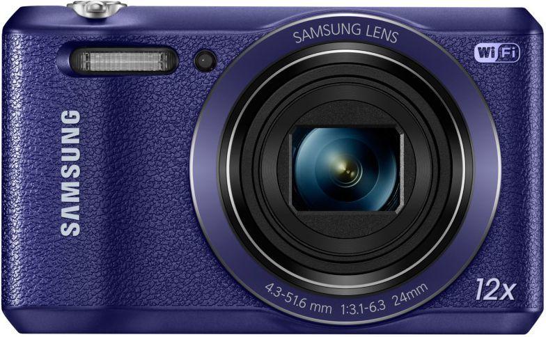 Aparat cyfrowy Samsung WB35F Fioletowy (EC-WB35FZBPLE3) 1