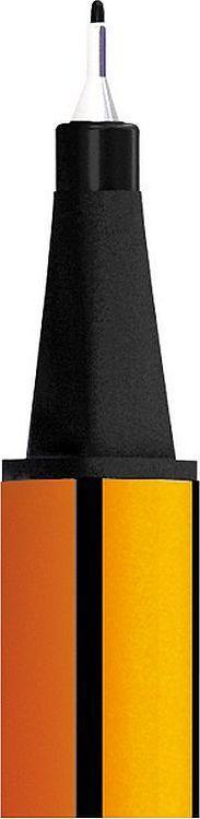 Berlingo Cienkopis Rapido 0,4mm Trójkątny Fioletowy (255120) 1