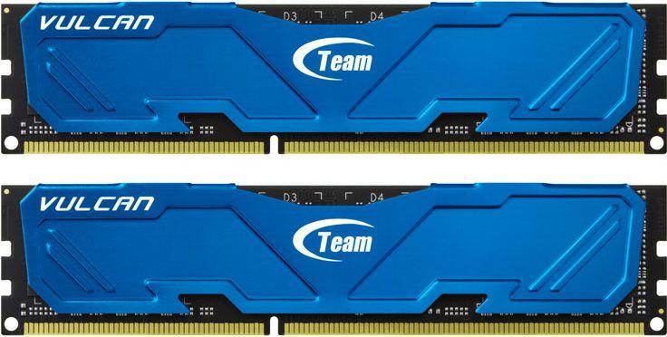 Pamięć Team Group Vulcan Series, DDR3, 8 GB, 2400MHz, CL11 (TLBED38G2400HC11CDC01) 1