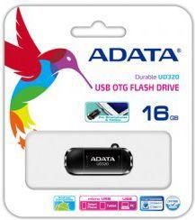 Pendrive ADATA DashDrive Durable 16GB (AUD320-16G-RBK) 1