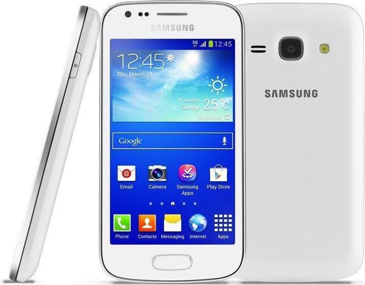 Smartfon Samsung Biały  (SM-G357FZWZXEO) 1