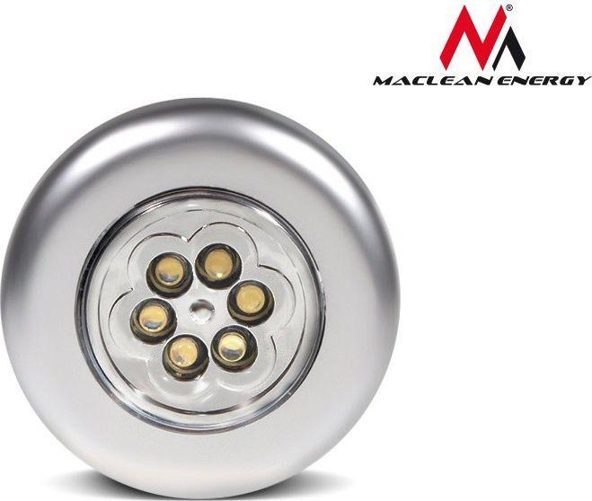 Maclean Lampa samoprzylepna 6xLED (MCE27) 1