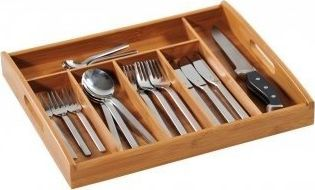 Kesper Wkład do szuflady na sztućce 32-38cm 1
