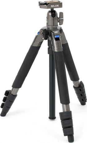 Statyw Slik SLIK statyw; nogi+głowica BH; SPRINT PRO III mini; szary uniwersalny 1