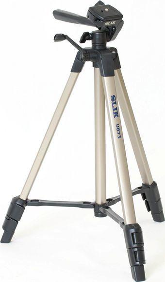 Statyw Slik SLIK statyw; nogi+głowica; U 873 (z QRS) uniwersalny 1