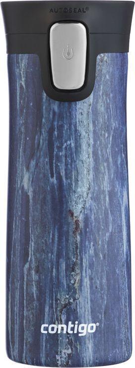 Contigo Kubek termiczny Pinnacle Couture 420ml Blue Slate (2106511) 1