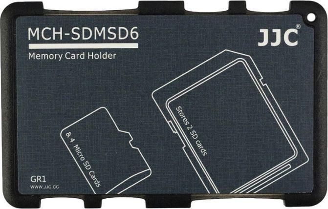 Pokrowiec JJC Na karty MicroSD/SD (SB3489) 1