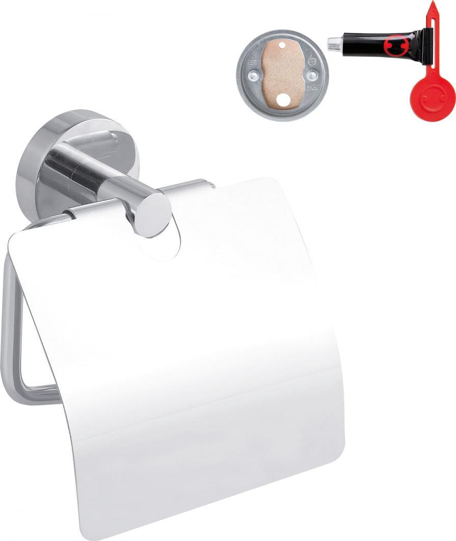 Tesa Uchwyt na papier toaletowy przyssawka chrom (40315-00000-00) 1
