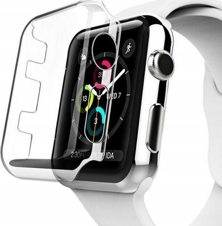 Haweel Osłona / ETUI na Ekran do Apple Watch Series 3 42mm 1