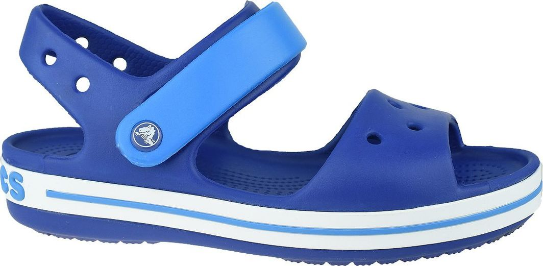 Crocs Sandały dziecięce niebieski |