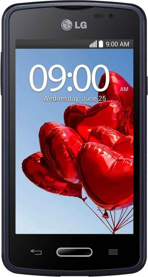 Smartfon LG 4 GB Czarny  (L50 Black) 1