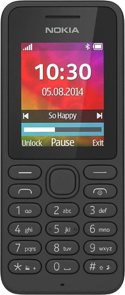 Telefon komórkowy Nokia 130 Czarny (DualSIM) 1