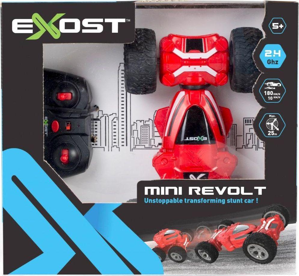 Dumel Samochód Rc Mini Revolt czerwony 1
