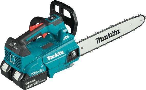 Makita pilarka łańcuchowa 2x18V 35cm 2x5,0Ah (DUC356PT2B) 1