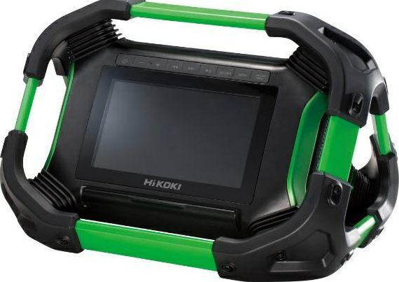 HIKOKI RADIO + TV 14,4/18V/230V UR18DSMLW4Z HUR18DSMLW4Z 1