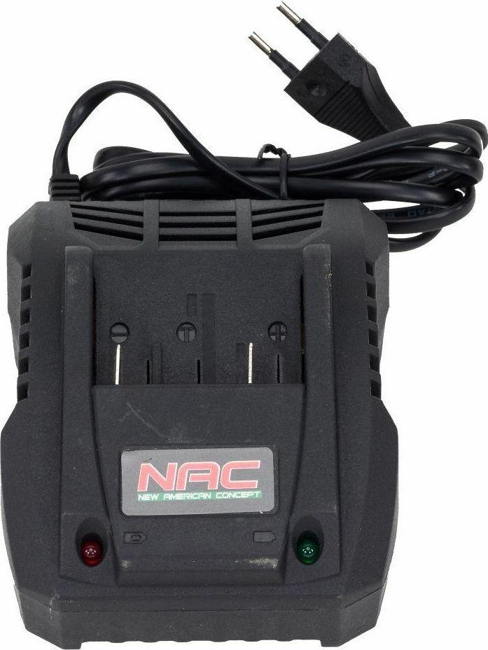 NAC Ładowarka szybka 18V (BC18-18-S) 1