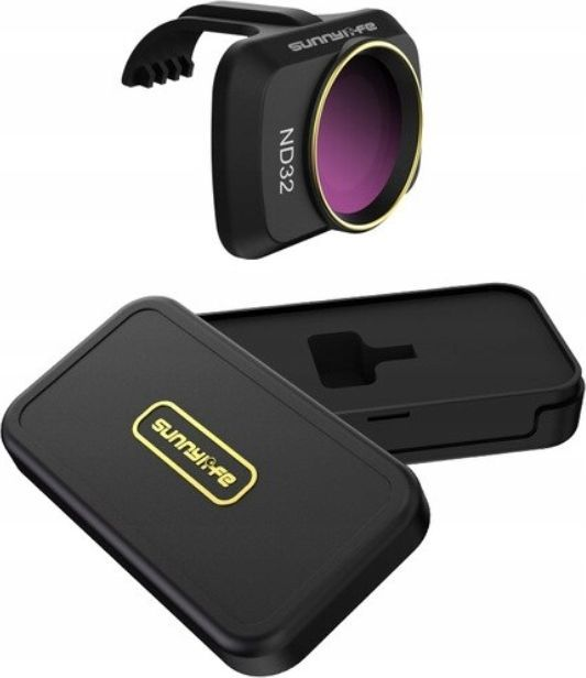 SunnyLife Filtr PeŁny Szary Nd32 Ndx32 Do Dji Mavic Mini 1