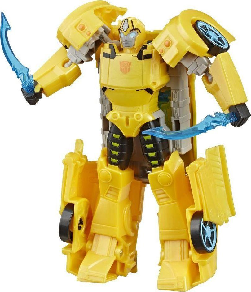 Hasbro Figurka Transformers Action Attackers Ultra Bumblebee 1