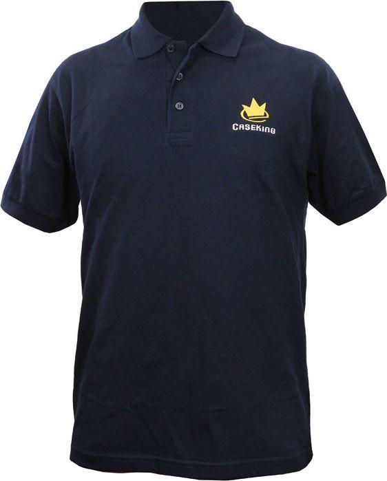 Caseking Koszulka Polo Navy S (GWPO-025G-S) 1