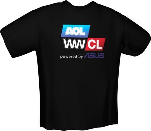 GamersWear Koszulka WWCL T-Shirt Black (M) (5992-M) 1