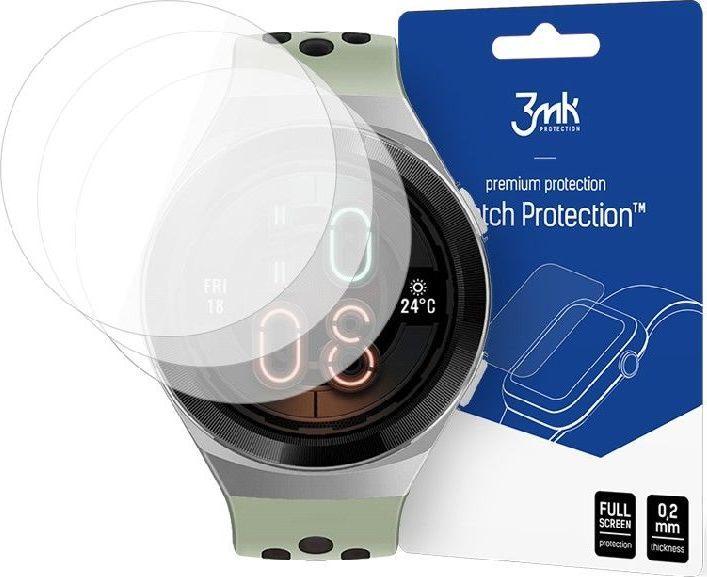 3MK 3MK FlexibleGlass Huawei Watch GTe 46mm Szkło Hybrydowe 1