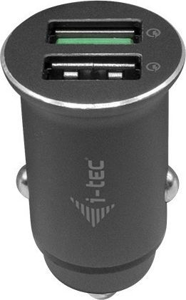 Ładowarka I-TEC Ładowarka samochodowa USB - Car Charger 2x USB QC 3.0 36 W-CHARGER-CAR2QC 1