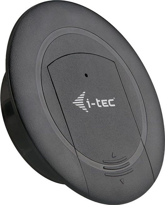 Ładowarka I-TEC Fast Charger Built-in DesktopUSB-C PD 3.0 + 3x USB 3.0 QC3.0 96W - do zabudowy biurkowej-CHARGER96WD 1