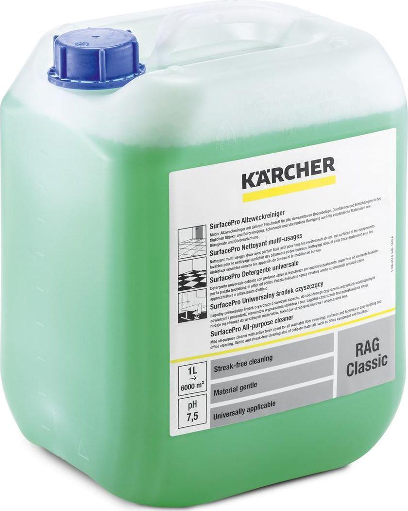 Karcher Karcher RAG Classic uniwersalny środek 10L 1