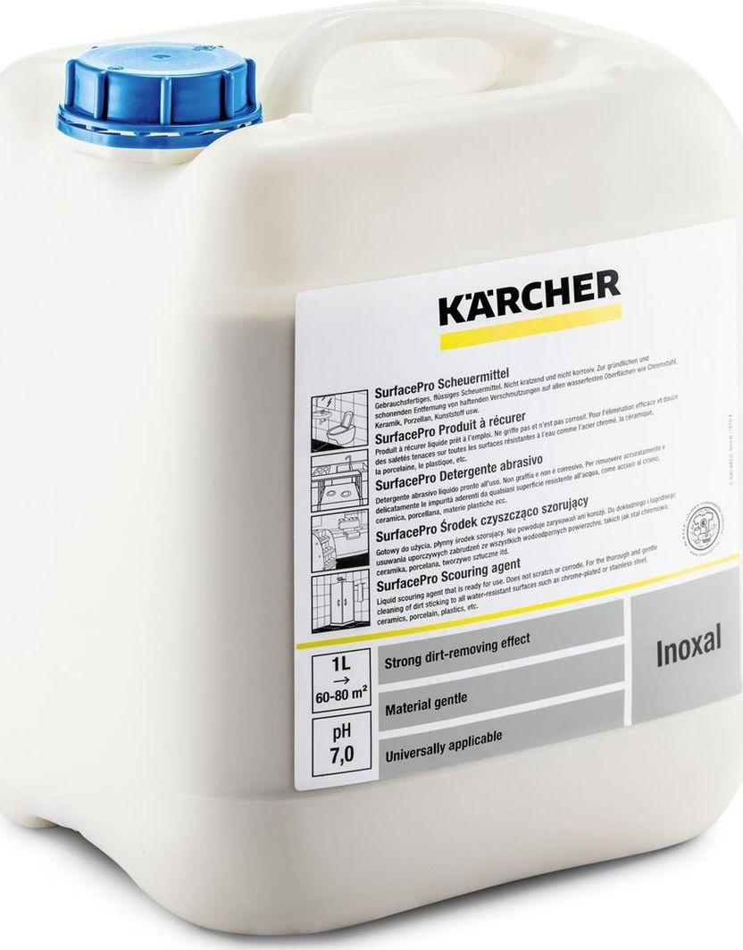 Karcher Karcher INOXAL środek czyszczący 10L 1