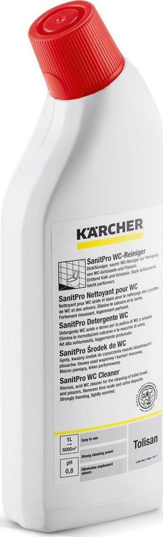 Karcher Karcher TOLISAN do czyszczenia WC 0,75L 1