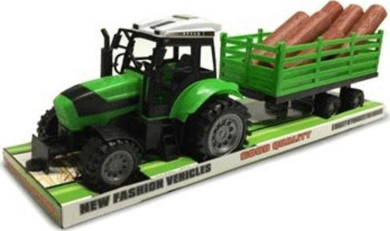Artyk Traktor z maszyną rolniczą 55 cm 154973 ARTYK 1